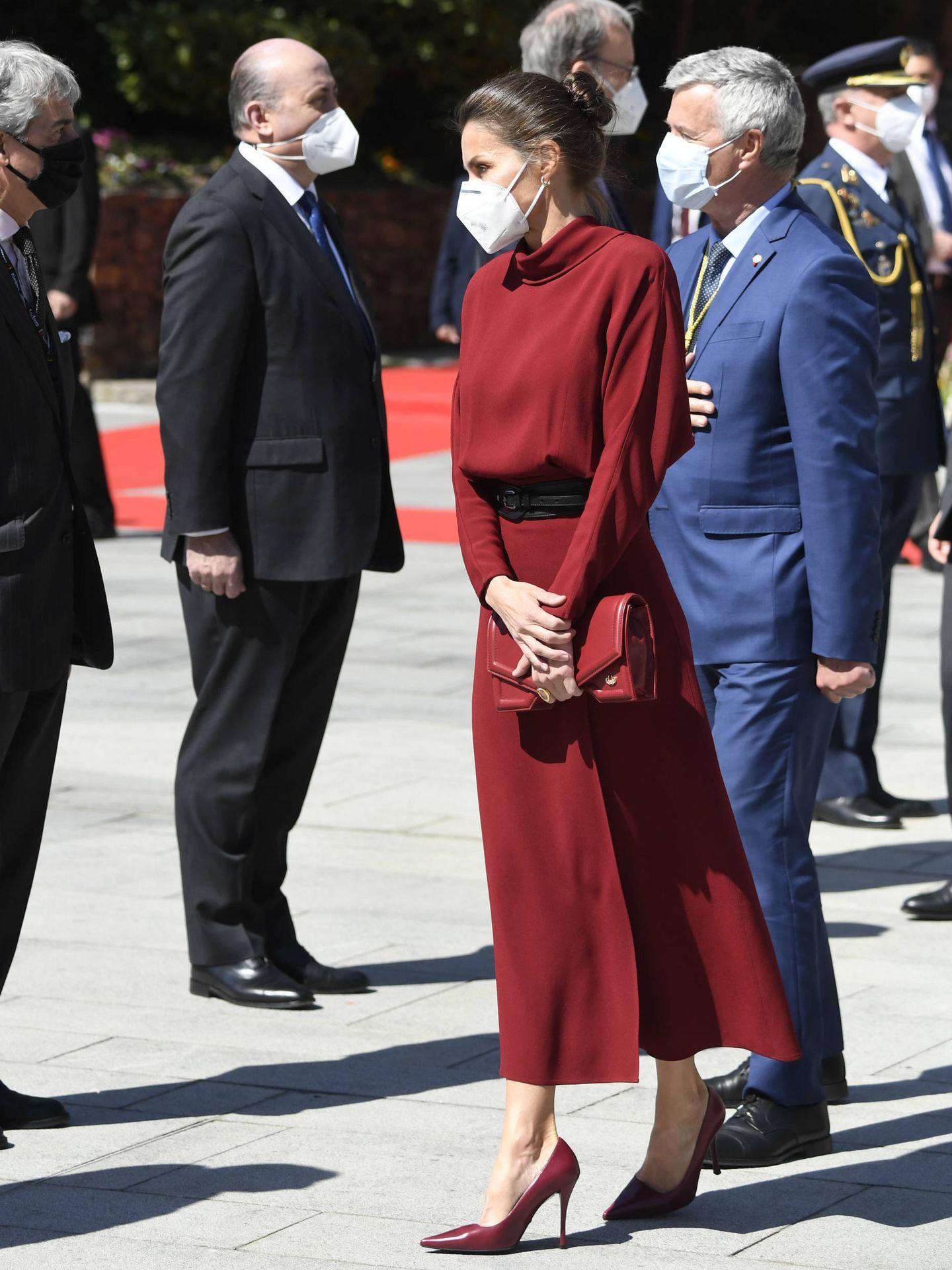 La Reina, en Andorra. (LP)