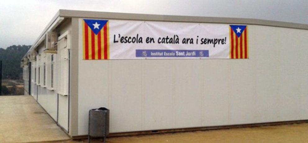 Foto: Mas hace la vista gorda: símbolos independentistas en escuelas infantiles catalanas