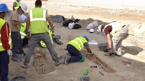 Las obras en un pueblo de Zaragoza desvelan un tesoro arqueológico