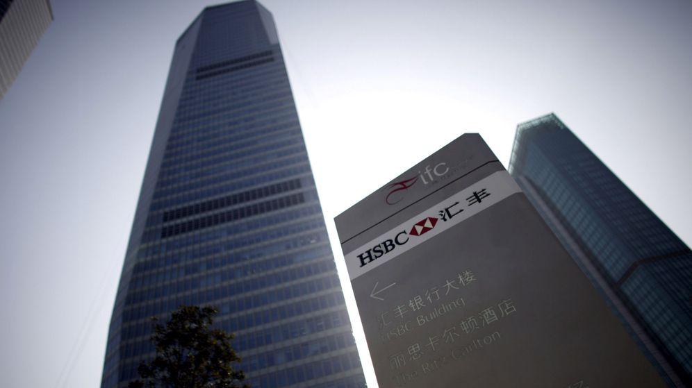 Foto: Sede del HSBC en Shanghai. (Reuters)