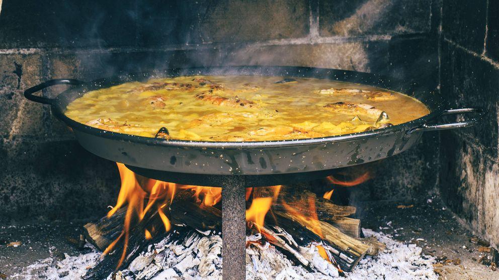 La paella que no haría un valenciano