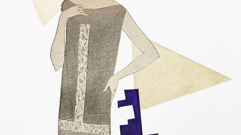 Una lámina Art Decó con regusto a la estética 'fashion' de los años 20