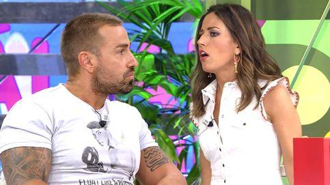 Nuria Marín pierde los nervios con Rafa Mora en 'Sálvame': ¡Me voy a cabrear!