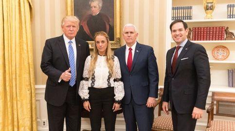 Trump pide la liberación inmediata del opositor venezolano Leopoldo López