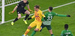 Post de El Barça se gusta ante el Ferencvaros (0-3) y tiene en su mano ser primero de grupo