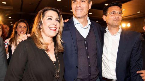Vuelve la batalla al PSOE: Susana Díaz se resiste a que Sánchez le haga las listas