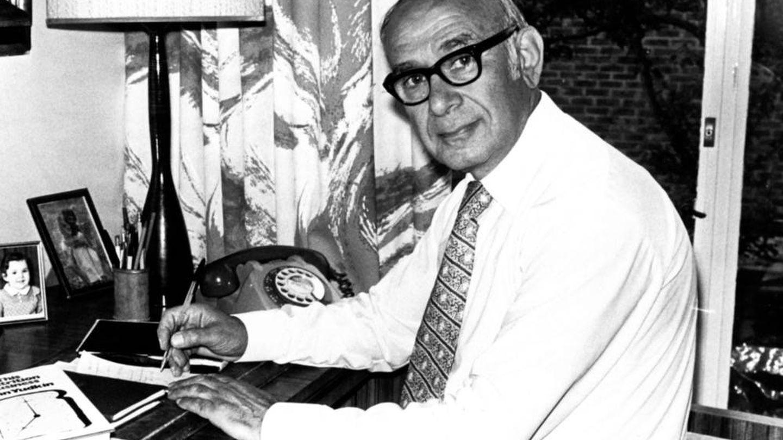 John Yudkin fue uno de los primeros en demostrar los efectos negativos del azúcar en la salud cardíaca.