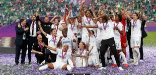 Post de Final de Champions femenina: el Barça no es el único que se pega un baño de realidad