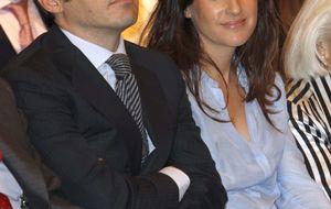 El hijo que espera José María Aznar Jr. será niño y se llamará como él