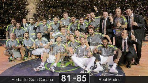 El Real Madrid triunfa en A Coruña ante un 'Granca' que le hizo llegar al límite