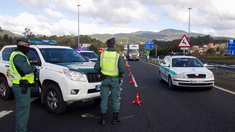 Una frontera a cal y canto: calma en el paso más concurrido España-Portugal