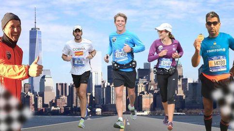 De Cantizano a El Cordobés, los famosos en la Maratón de Nueva York