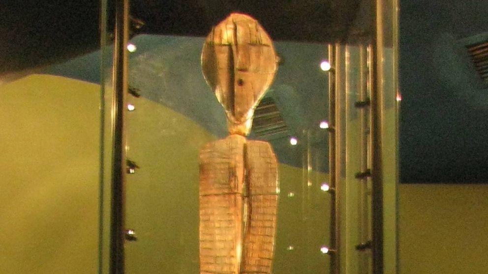 El ídolo de Shigir: la escultura de hace 11.000 años de la que nada se sabe
