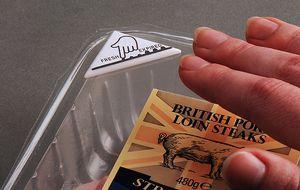 La etiqueta biorreactiva que quiere sustituir a la fecha de caducidad de los alimentos
