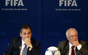 ¿A qué juega Blatter? FIFA manipula el informe de Rusia y Qatar de su inspector