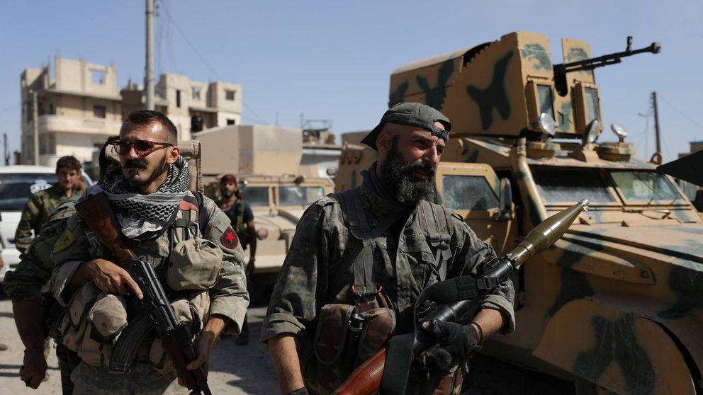 Quince brigadistas españoles atrapados en Siria: el peligroso retorno desde el frente