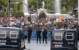 Las grandes protestas coinciden con repuntes en el coste de la vida
