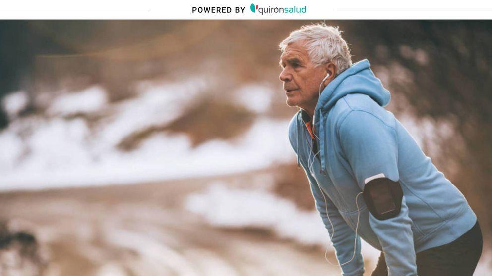 ¿Es recomendable salir a correr si tienes más de 65 años?