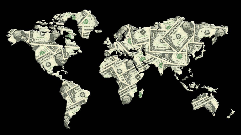 Foto: El dinero parece más verde en casa del vecino. (iStock)