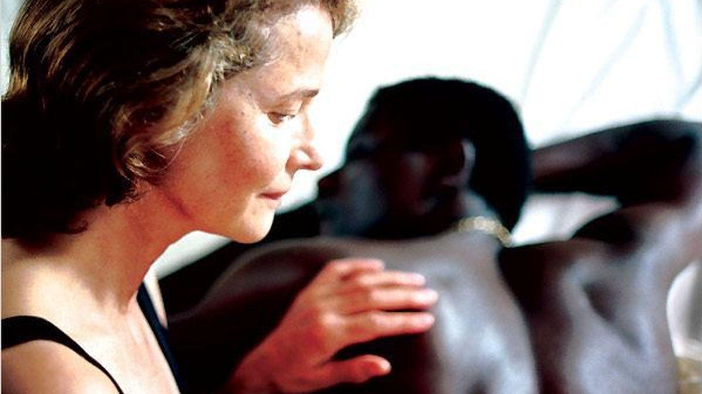 En 'Hacia el sur', Charlotte Rampling encontraba el sexo en un hotel turístico de Haití.