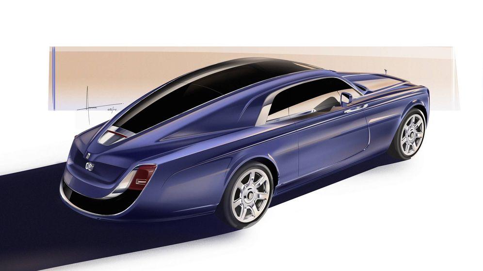 Rolls Royce Rolls Royce Sweptail El Sue 241 O De Un Cliente