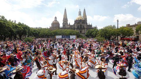 México logra el récord Guinness y comienza la Vuelta Ciclista a España 2019: el día en fotos