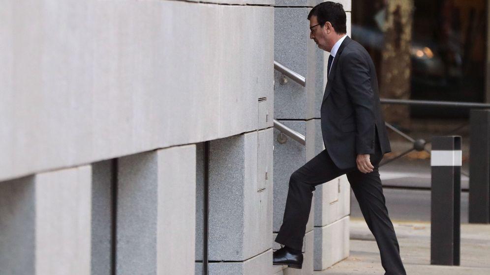 Foto: El juez Fernando Andreu. (EFE)