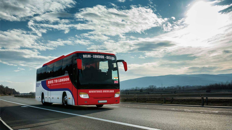 El viaje más largo del mundo en autobús: 18 países y 20.000 kilómetros por 17.000 euros