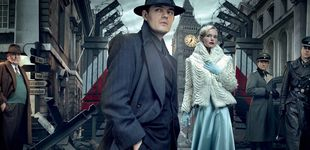 Post de 'SS-GB', la serie británica en la que los nazis invaden con éxito el Reino Unido