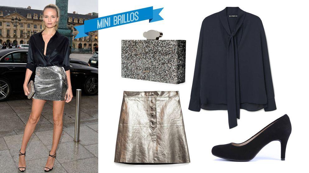 Minifalda, falda tubo y pantalón de cuero, tres looks perfectos para el fin de semana