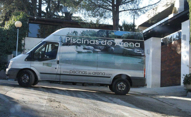 Exclusiva: Sergio Ramos y Pilar Rubio se regalan una piscina de ...