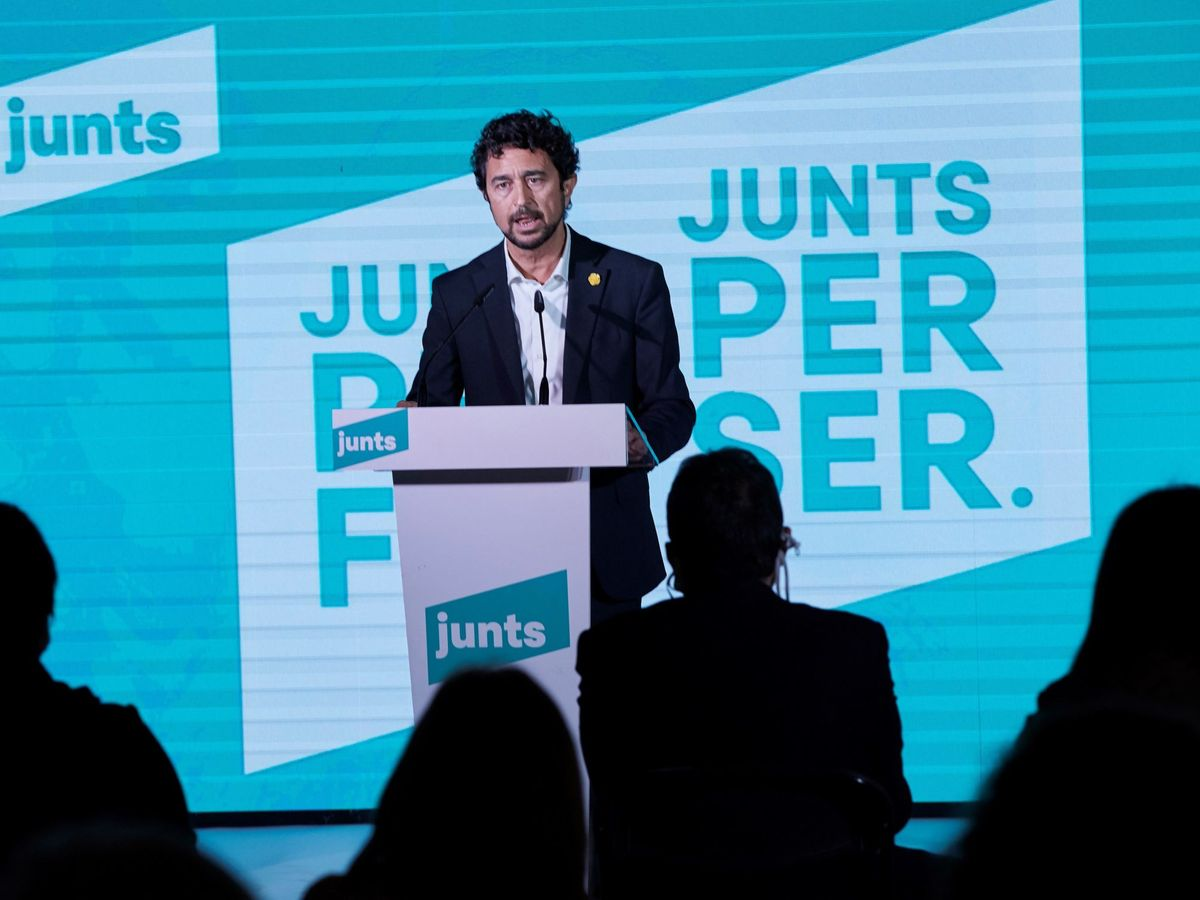 Foto: El 'conseller' de Territorio y Sostenibilidad en funciones, Damià Calvet. (EFE)