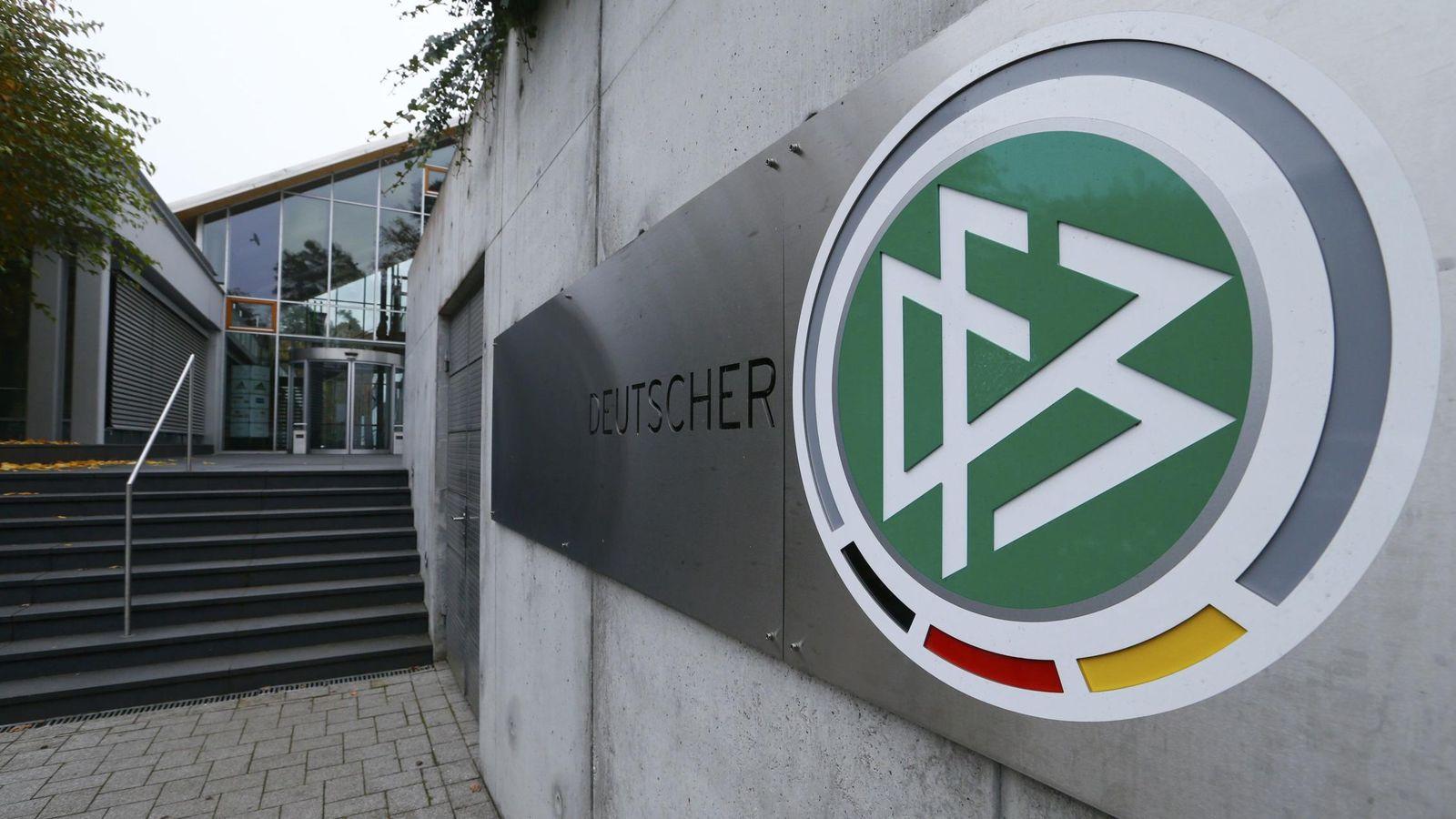 Foto: Sede de la federación alemana en Frankfurt (Reuters)