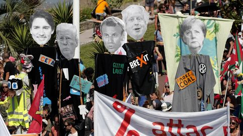 Contracumbre contra el G-7 en Biarritz