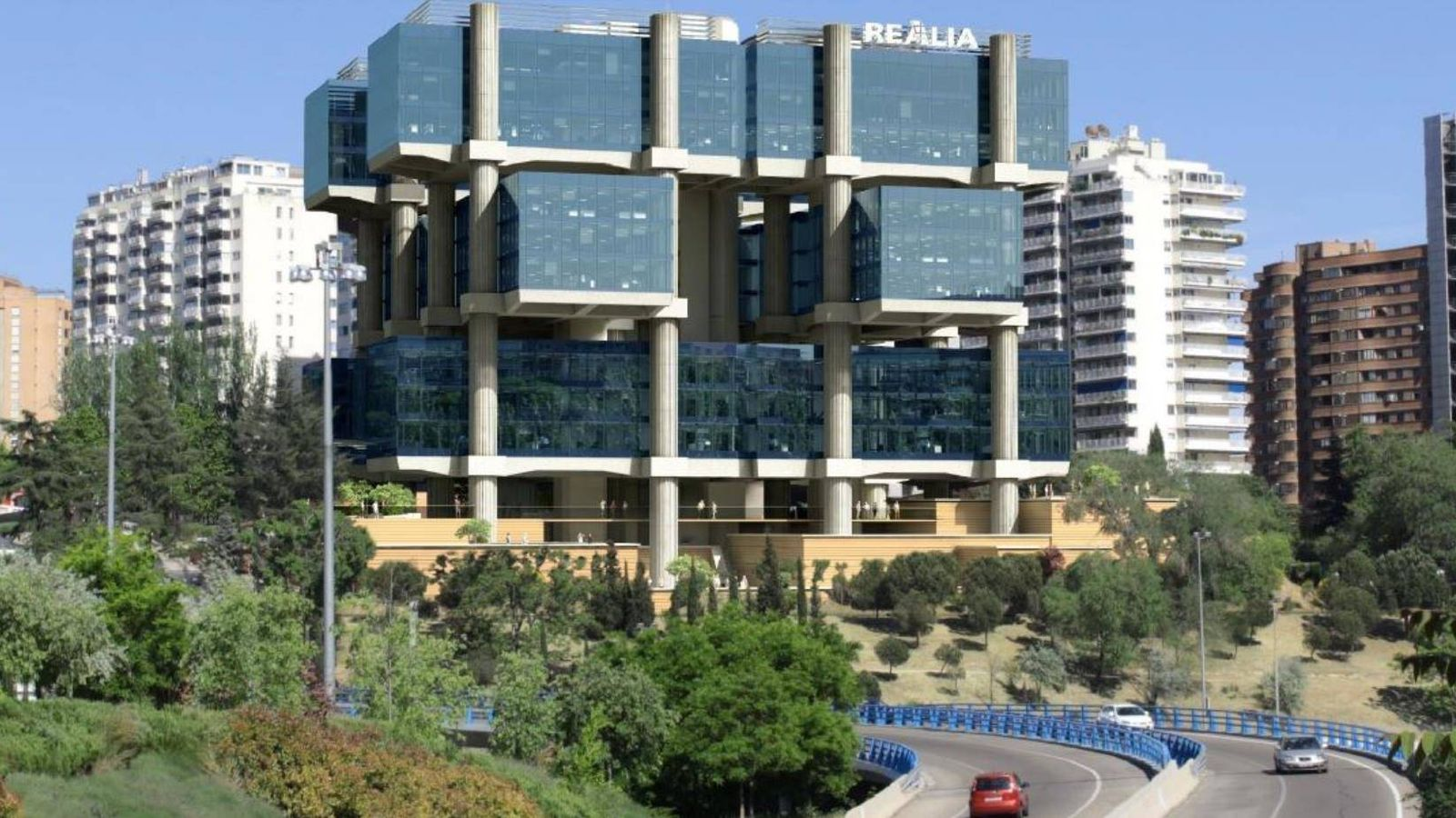 Foto: El Edificio de los Cubos en Madrid, uno de los últimos vendidos en la nueva ola inversora en el ladrillo.