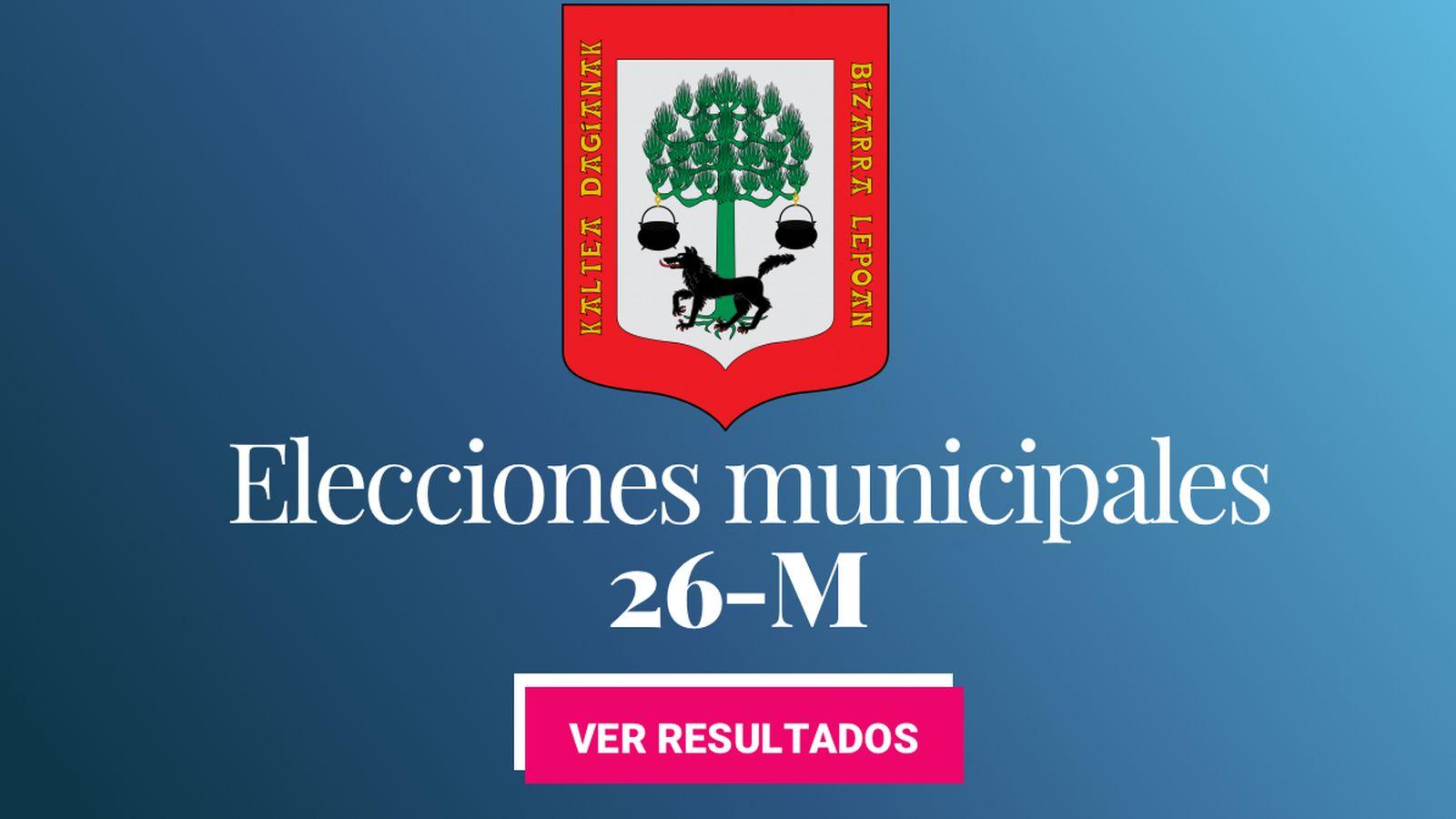 Foto: Elecciones municipales 2019 en Getxo. (C.C./EC)