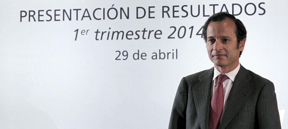 Foto: El consejero delegado del Banco Santander, Javier Marín (EFE)