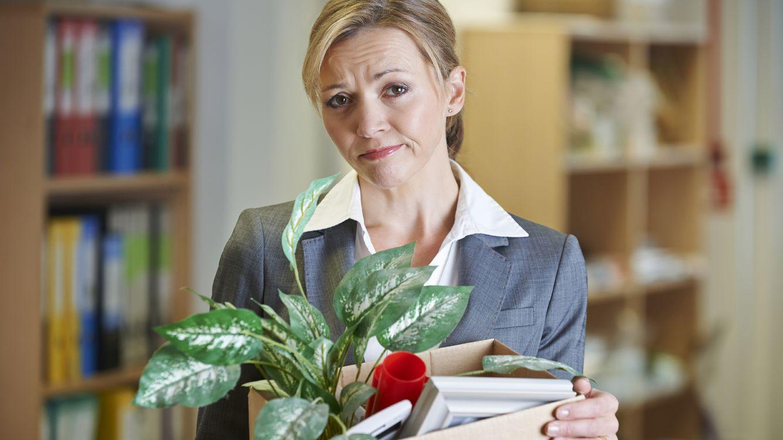 Foto: Las mujeres pueden ser despedidas por cuestiones que nada tienen que ver con su desempeño. (iStock)