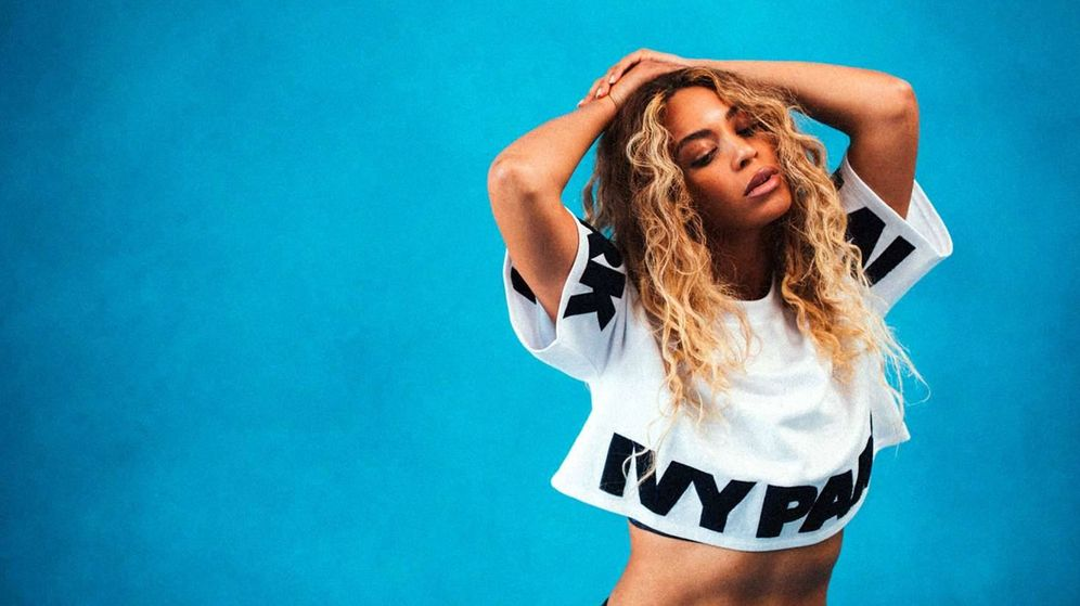 Foto: Beyoncé. (Ivy Park)