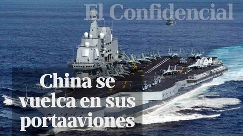 China prepara su tercera generación de portaaviones