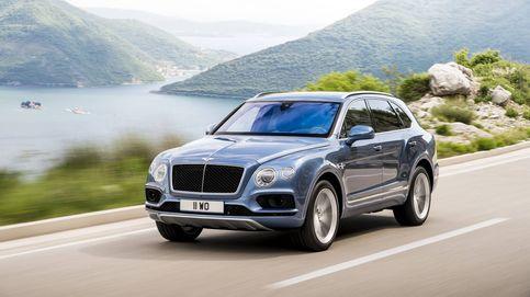 Llega el primer Bentley diésel de la historia