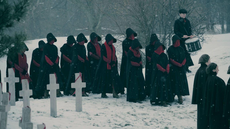 Imagen de la segunda temporada de 'El cuento de la criada'. (HBO)