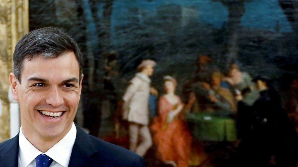 Foto: El presidente del Gobierno Pedro Sánchez. (EFE)