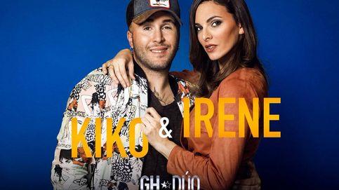 'GH Dúo': Kiko Rivera e Irene Rosales, primera pareja oficial del nuevo reality
