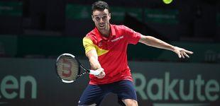 Post de España - Rusia de Copa Davis en directo: Roberto Bautista - Andrey Rublev