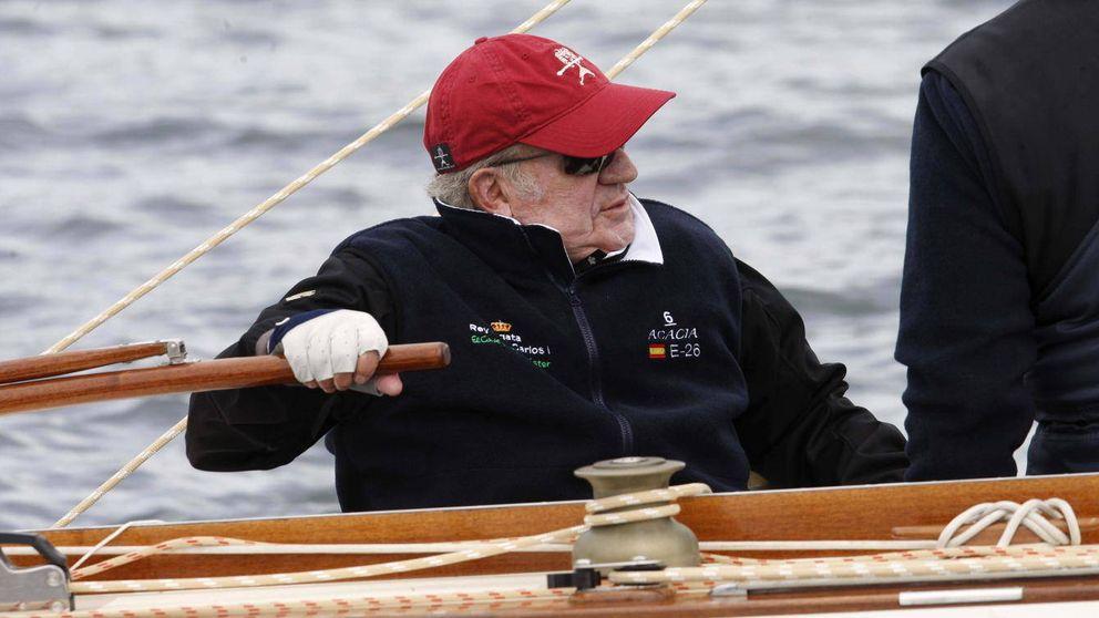 El Rey pasará el 2017 a bordo del Gallant compitiendo en vela: esta es su ruta