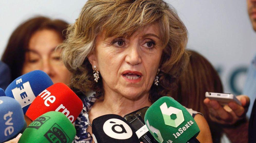 Foto: María Luisa Carcedo. (EFE)
