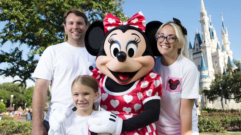 Foto: Jamie Lynn Spears junto a su marido y su hija Maddie en una imagen de archivo (Gtres)