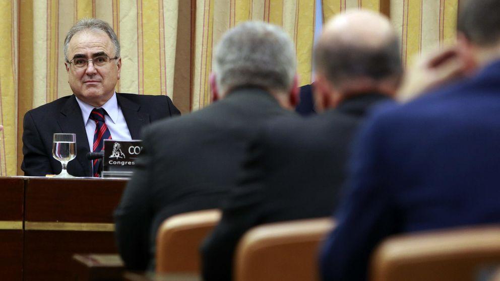 El director de Topas ordena cachear a funcionarios y luego culpa a los agentes
