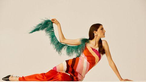 Vestidos VIP: color, volumen y mucha luz para arrasar en tus noches de verano
